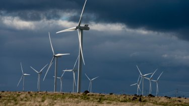 A wind farm builder has made donations to the Victorian Labor Party.