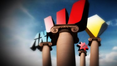The big four banks.