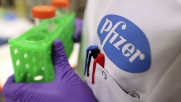 Pfizer says it should be able to make millions of doses this year and hundreds of millions in 2021, were it to succeed with one of its vaccine candidates.