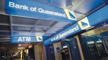 Bank of Queensland boss says property market 'more buoyant' than expected