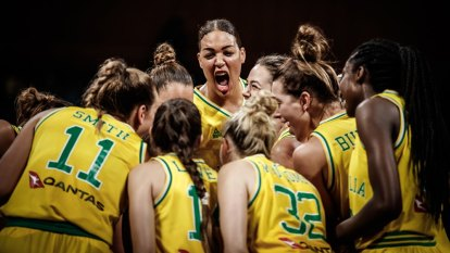 Opals earn chance to shine as Australia hosts 2022 FIBA World Cup