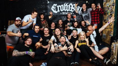 Brisbane live music venue Crowbar closes after eight years