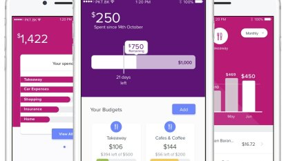 Save, invest, spend: Yes, there's an app for that