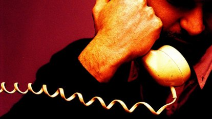 Technology is killing the art of the telephone conversation