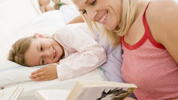 6 things you should do when reading with your kids