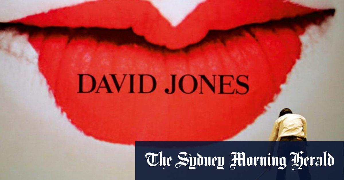 David Jones boss admits it has 'too many stores' as losses deepen – Sydney Morning Herald