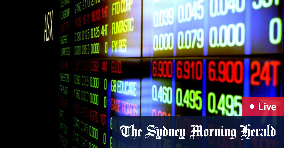 As it happened: Risk-off as ASX dips 0.6% ahead of Vic lockdown – The Sydney Morning Herald