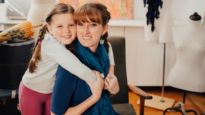 The Canberra woman changing the world, garment by garment