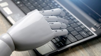 Afraid of robots taking your job? Skill up and get on with the program