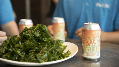Seaweed beer just a taste of potential Australian industry