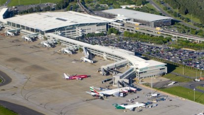 Man arrested at Brisbane airport after fatal NSW hit-and-run