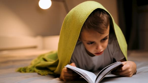 Six things you can do to get little boys reading more