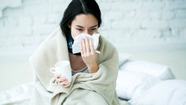 The flu is no fun, vaccination is said to reduce you chance of contracting it by 60 per cent.