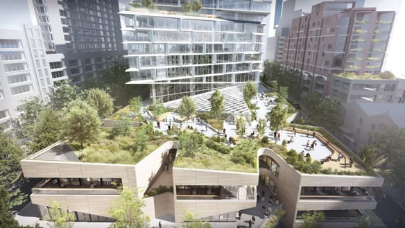 Deloitte targets AMP Quay Quarter as office market tightens
