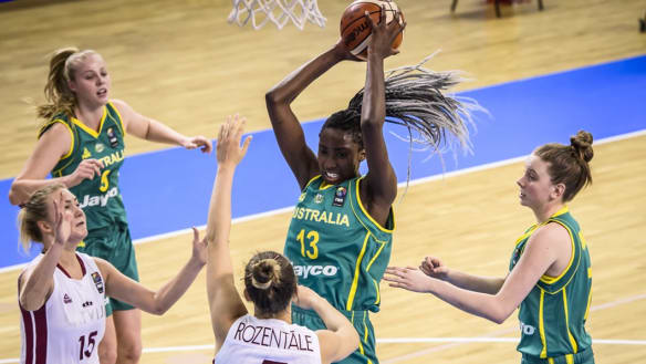 O'Hea, Magbegor proud to beat odds and make Opals side