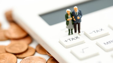 Most retirees leave tend to leave an inheritance.