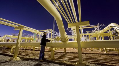 Energy giants urge states to 'unlock' gas resources