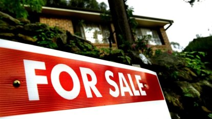 The chart that helps explain Sydney, Melbourne property price slump