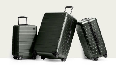 Away Luggage was designed to make travelling more efficient.