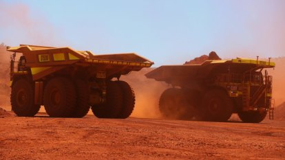 FMG takes driverless vehicles out of the pit and onto the streets of Karratha