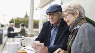 Retirees are looking at overseas opportunities when it comes to investment.