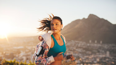 The issue of personal safety when women venture out to exercise is often a reason why women stop exercising.