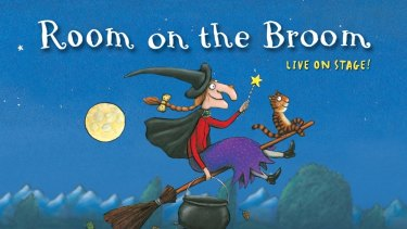 Room on the Broom.
