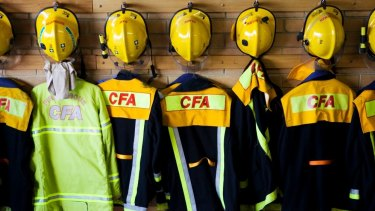 The Age can also reveal the the CFA lost its accreditation as a Registered Training Organisation in December last year.