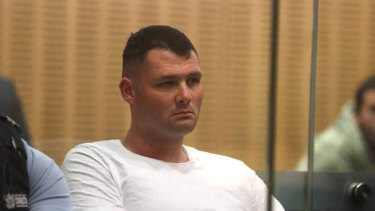 Mark Robert Garson pleaded guilty to the murder of Australian tourist Sean McKinnon near Raglan, and threatening to kill his fiancee, Bianca Buckley.