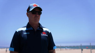 """New coach Darren Coleman has been """"working the globe"""" to form a competitive Waratahs squad for next season."""
