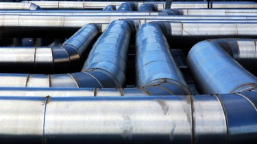 The APA Group will build a new east west pipeline to connect the Goldfields with Perth basin gas.