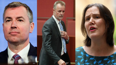 Recent departures include Michael Keenan, Nigel Scullion and Kelly O'Dwyer.