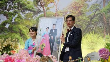 Images of Alek Sigley's blog on life in Pyongyang, North Korea.
