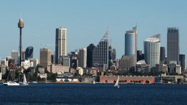 The top 1 per cent in Sydney earn a greater proportion of the city's income than the top 1 per cent nationally earn of national income.