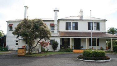 Lota House, later also known as Edwin Marsden Tooth Memorial Home after the gift left in his will for the Anglican Church to establish an aged care facility.