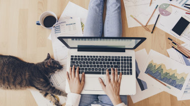 Working from home can help improve your productivity but many employers are still hesitant to let their employees work remotely.