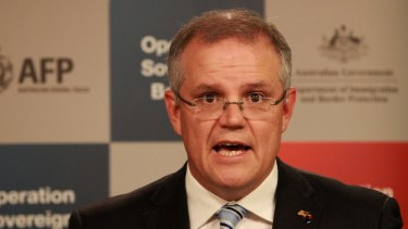 PM Scott Morrison wants a royal commission.