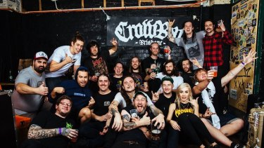 In June 2016, Crowbar Brisbane held its self-proclaimed 'Gig of the Century' featuring Violent Soho, The Smith Street Band and High Tension.