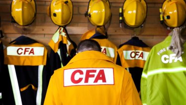 Labor's plans for the CFA are back on the table.