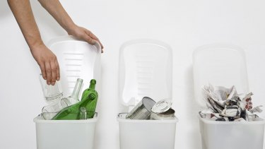 The environmental benefits of recycling are endless.
