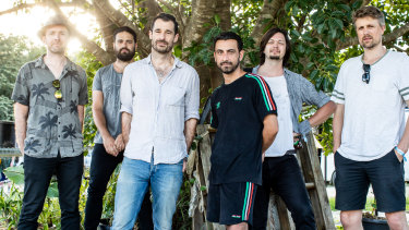 The Cat Empire have launched the Lockdown Get Down movement to support musicians struggling during the COVID-19 crisis.