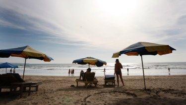 Bali businesses are suffering from a lack of tourism during the coronavirus pandemic.