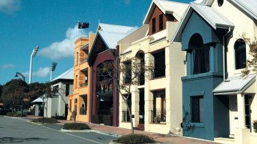 Australia's slumping property market could get worse.