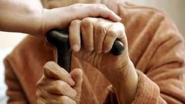Almost half the aged care industry is running at a loss.