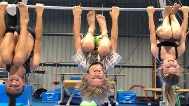 Gymnastics and Ninja Holiday.