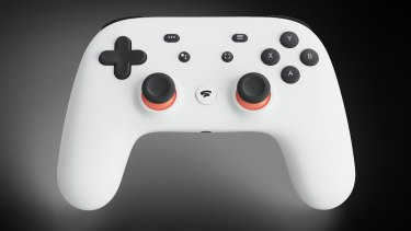 The Stadia controller's Assistant and Capture buttons don't do much at launch, and it needs to be physically connected to some devices.
