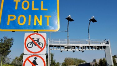 Tolls are a bone of contention.
