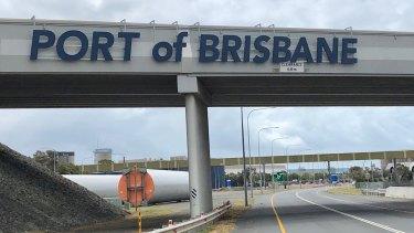 Brismania explores the Port of Brisbane.