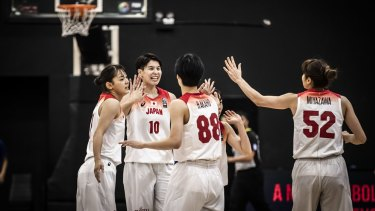 Olympic hosts Japan showed they're real medal contenders after their win against Australia.