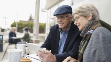 Opportunity greater overseas for retirees looking to invest.